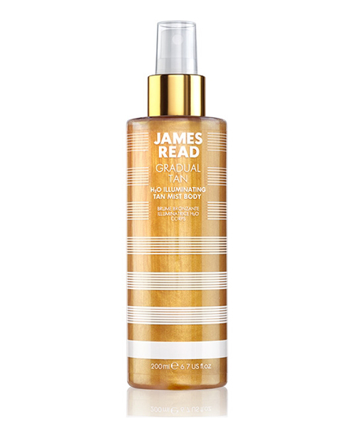James read : H2O ILLUMINATING BODY MIST : <p>Спрей для тела</p>