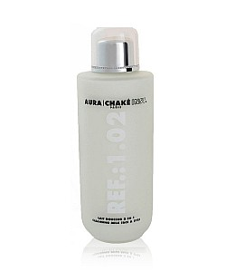 AURA CHAKE : Lait demaquillant douceur deux en un / Cleansing Milk for Face and Eyes