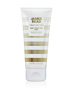 James read : SLEEP MASK TAN BODY