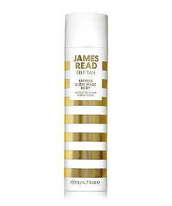 James read : EXPRESS GLOW MASK TAN BODY