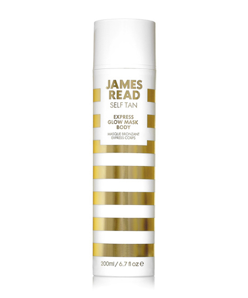 James read : EXPRESS GLOW MASK TAN BODY : <p>Экспресс-маска для тела автозагар</p>