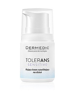 Dermedic : Tolerans Soothing moisturizing day cream