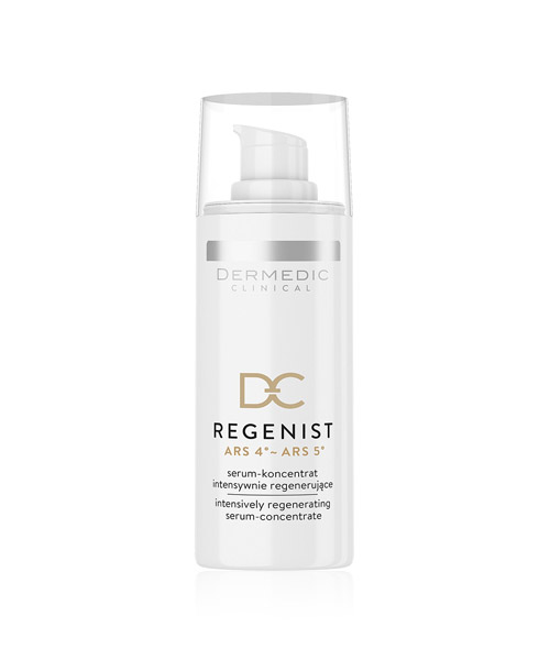 Dermedic : Regenist ARS 4°~ARS 5° Intensively regenerating Serum concentrate : <p>Сыворотка интенсивно регенерирующее</p>
