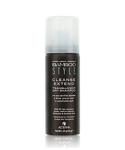 Alterna : Bamboo Style Cleanse Extend Translucent Dry Shampoo