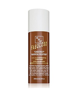Fabuloso : Colour intensifying conditioner chestnut
