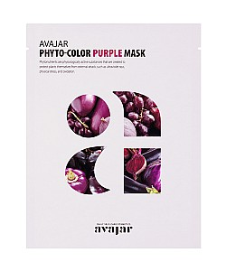 Avajar : Phyto-Color Purple Mask