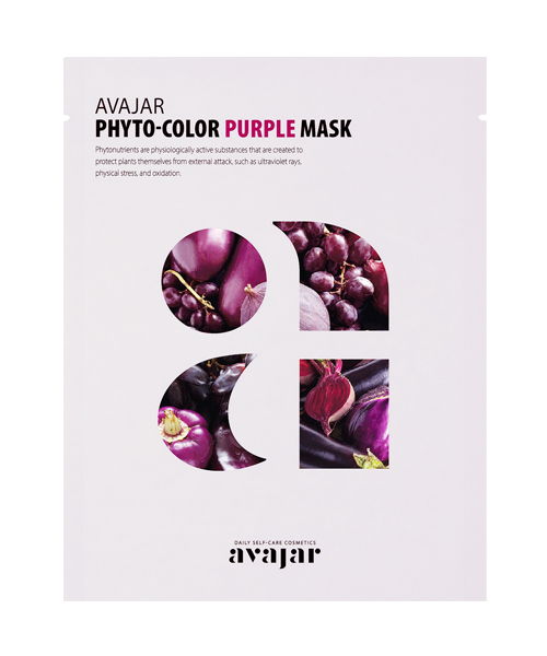 Avajar : Phyto-Color Purple Mask : <p>Очищающая маска</p>
