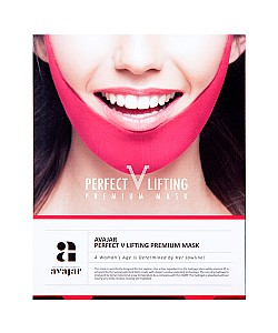 Avajar : perfect V lifting premium plus mask