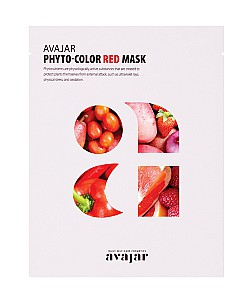 Avajar : Phyto-Color Red Mask
