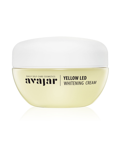 Avajar : Yellow LED Whitening Cream (Main)  : <p>Отбеливающий крем</p>
