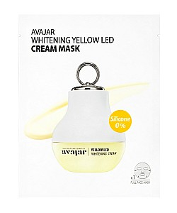 Avajar : Whitening Yellow Led Cream Mask